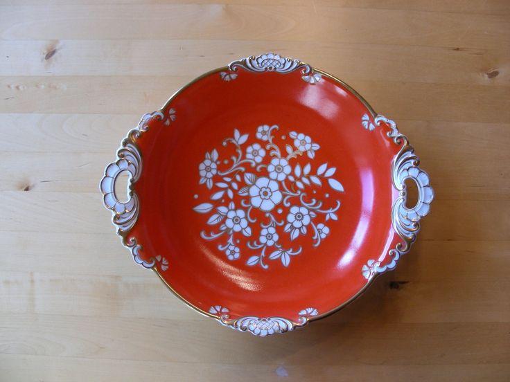 Königlich Tettau decorative bowl by BrockiStop on Etsy