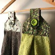 Dishtowels par helyne - thread&needles