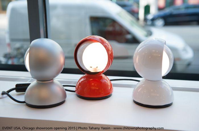 Iconic #Eclisse lamps #design Vico Magistretti