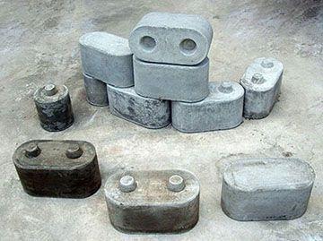 1000 Images About Diy Concrete Blocks On Pinterest