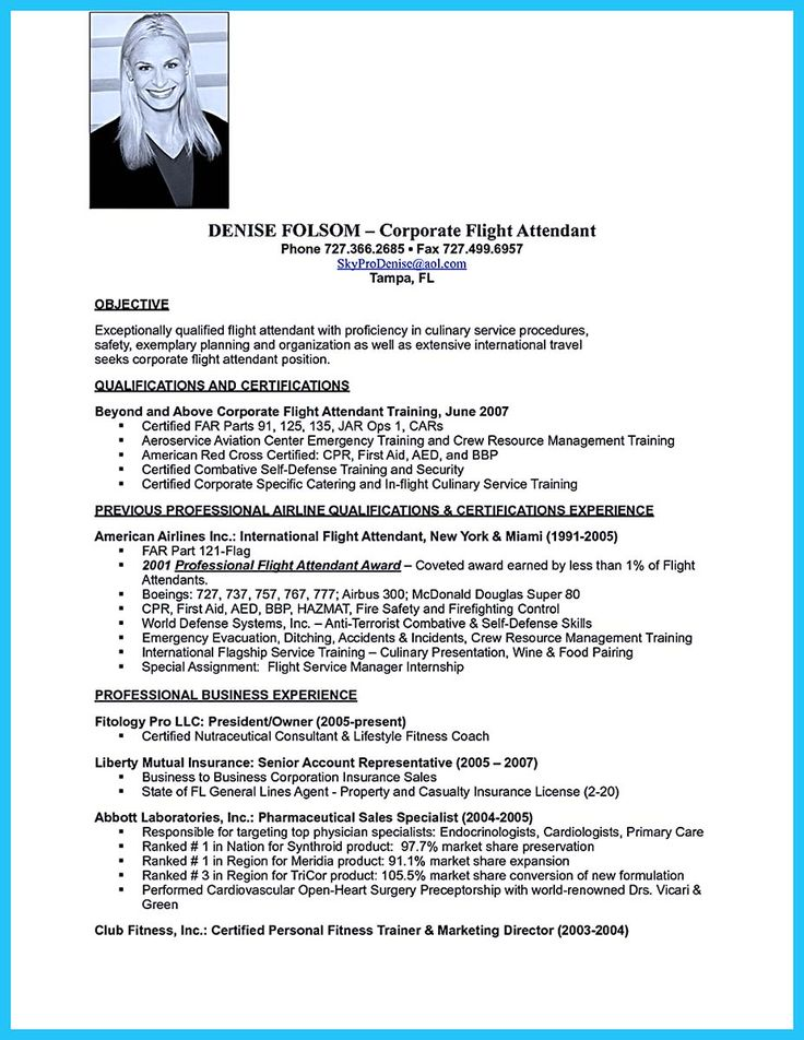 Airline Pilot Resume If You Want To Propose A Job As An Airline Pilot, You  Need To Make A Resume That Can Make Your Employer Know About Your Skill And  ...  Airline Pilot Resume