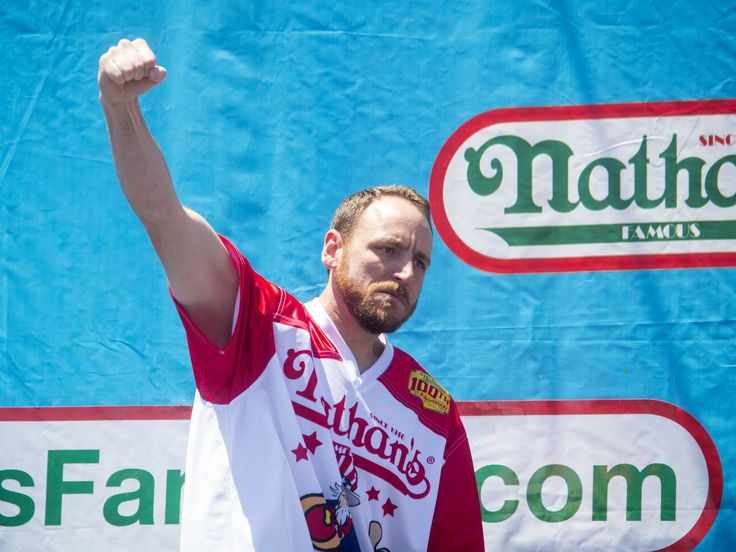 Joey Chestnut Reclaims Title as the World's Best Eater of Ribs