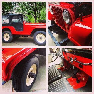 Vintage Jeep Store specializes exclusively in vintage Jeeps, parts and accessories. We search the Southeast for vintage Jeeps that time forgot. Jeeps left behind in barns, sheds and farms. We save em, fix em and bring em back to life - one Jeep at a time.