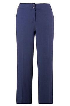 Voor volslanke dames: broeken in grote maten | Ulla Popken