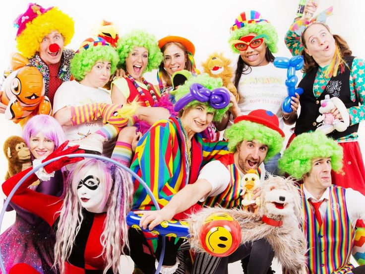 JoJoFun all set to bring a whole lotta fun to children's parties. We available for YOUR celebration in Toronto! Check availability at http://www.jojofun.ca