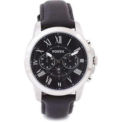 Buy Fossil FS4812 Black Round Chronograph Watch by E TRADERS RETAIL, on Paytm, Price: Rs.6925?utm_medium=pintrest