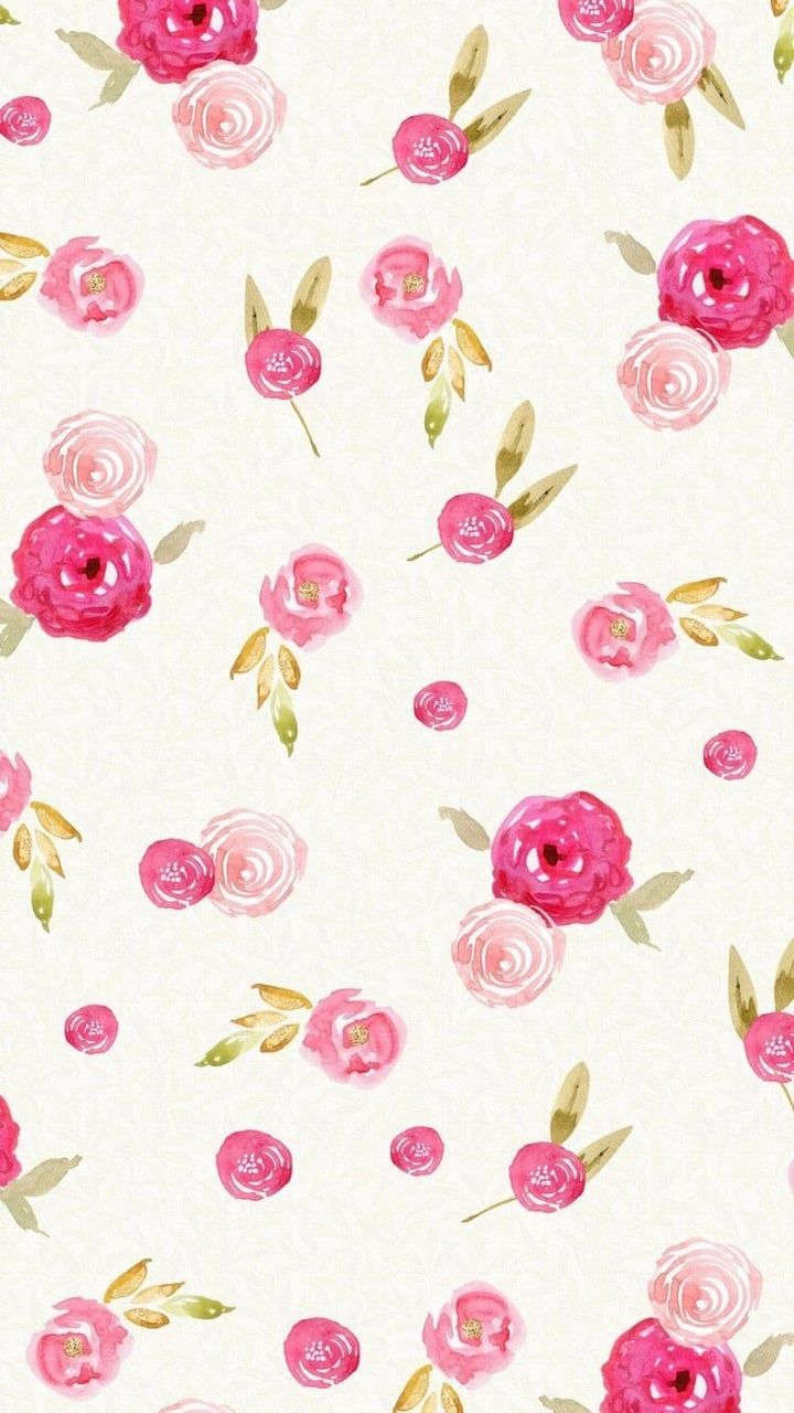 Shared By Dessy April Find Images And Videos About Wallpaper Flower And Iphone On We Heart It Th Flowery Wallpaper Flower Phone Wallpaper Pattern Wallpaper