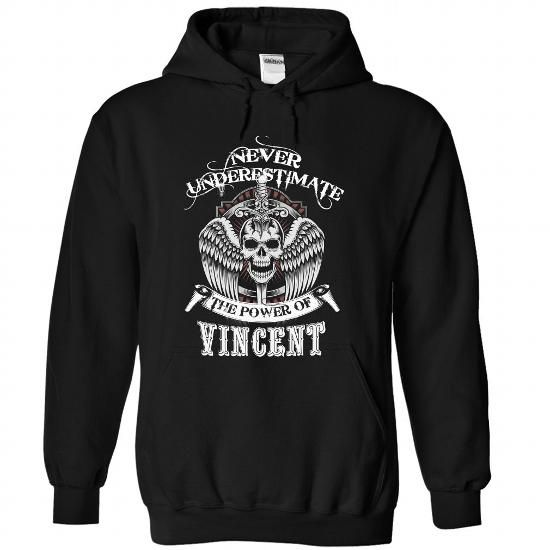 VINCENT - #gift bags #coworker gift. BEST BUY => https://www.sunfrog.com/Names/VINCENT-7594-Black-Hoodie.html?60505