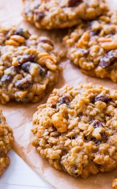 Sallys Baking Addiction Soft & Chewy Oatmeal Raisin Cookies. - Sallys Baking Addiction