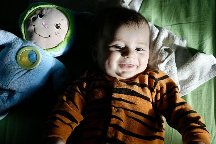 Smiling Milo