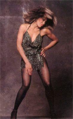 Tina Turner - UK Tour 1984