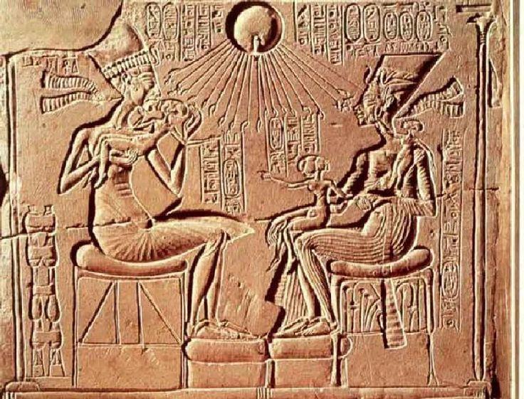 image akhenaten for term side of card