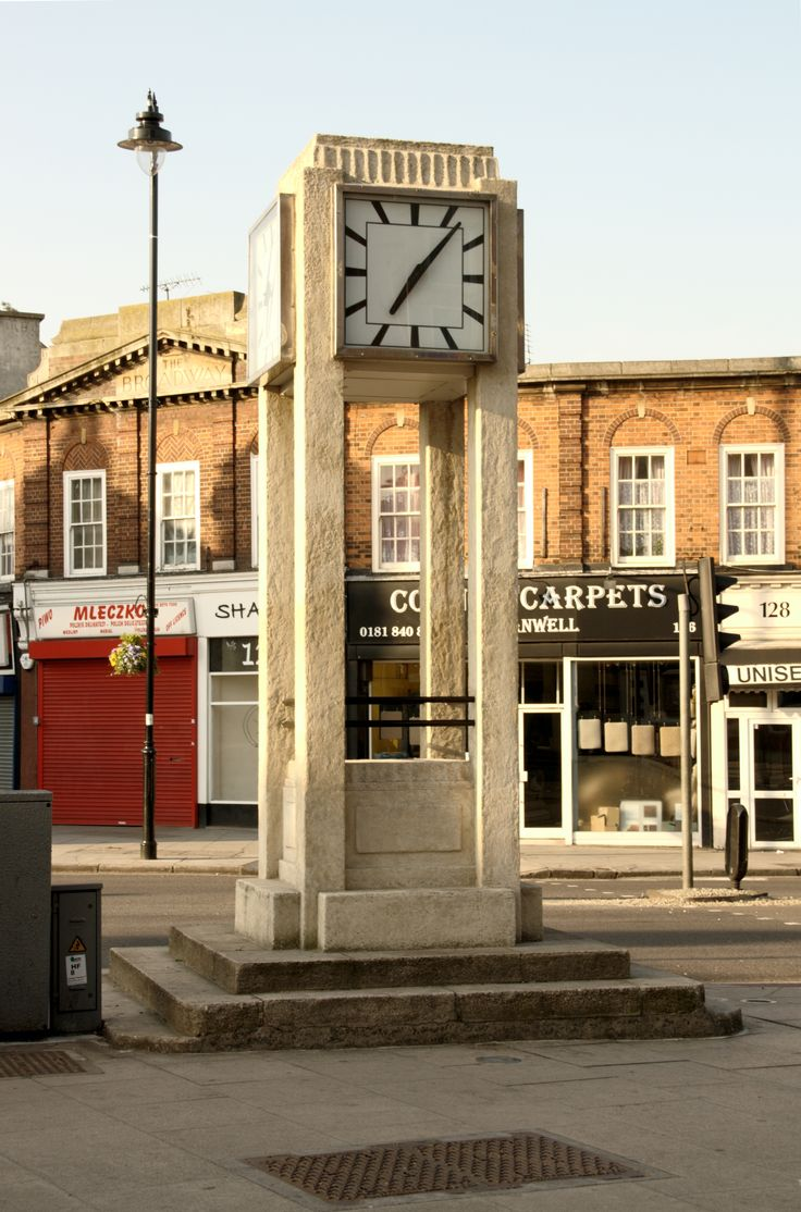 Hanwell Clock Tower, London