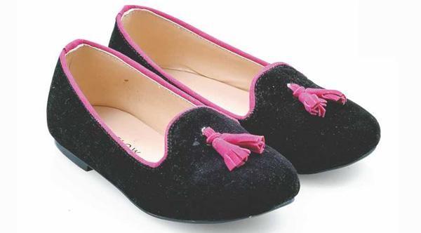 Sepatu Anak Perempuan/Cewek Sepatu Flat Shoes Anak Murah Branded Keren EPS 013