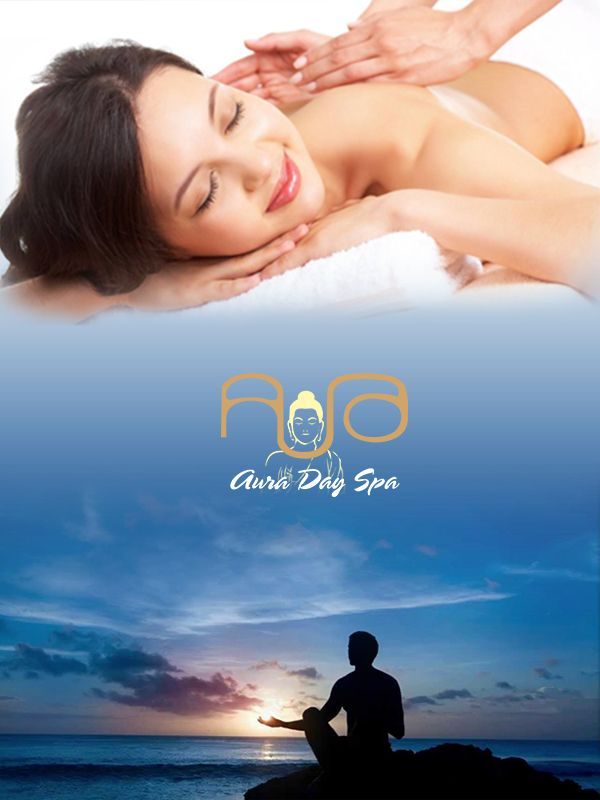 We look so amazing after a #massage because we're relaxed. Aura day Spa is best #spa salon in #Gurgaon...