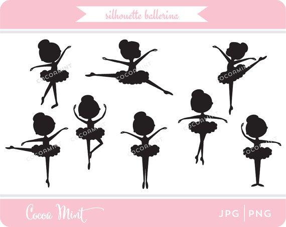 Más De 25 Ideas Increíbles Sobre Silueta Bailarina En