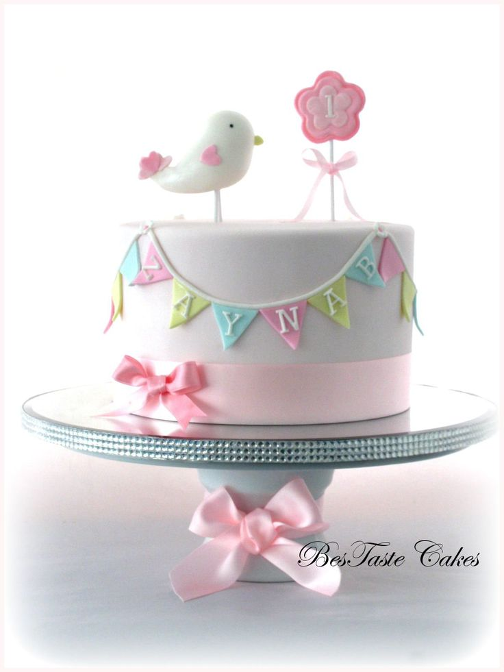 Best 25 Girls 1st birthday cake ideas on Pinterest Girls 2nd
