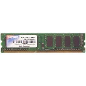 Patriot Memory Signature PSD34G13332 RAM Module - 4 GB