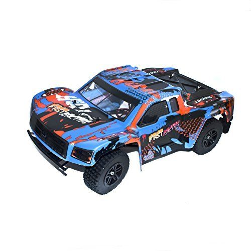 Special Offers - ALEKO 66979 2WD 2.4 Ghz Off-Road Short Course Electric Power High Speed Truck Blue 1/12 Scale - In stock & Free Shipping. You can save more money! Check It (May 12 2016 at 12:11PM) >> http://rcairplaneusa.net/aleko-66979-2wd-2-4-ghz-off-road-short-course-electric-power-high-speed-truck-blue-112-scale/