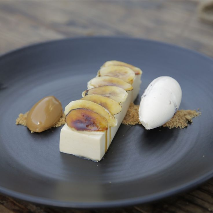 Try this Banana Banoffee  recipe by Chef Matt Moran. This recipe is from the show Paddock To Plate.