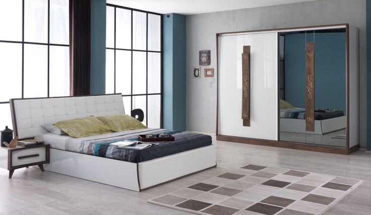 Roma Yatak Odası Detaylı bilgi http://bit.ly/1FXbiNe