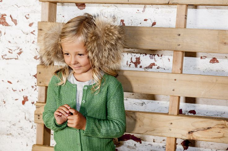 OUCH Kids Clothing #girlsfashion #kidsfashion #green #winter #metallic #photoshoot