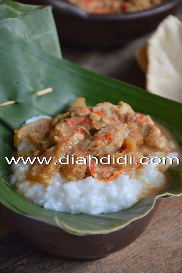 Diah Didi's Kitchen: Bubur Sambel Tumpang