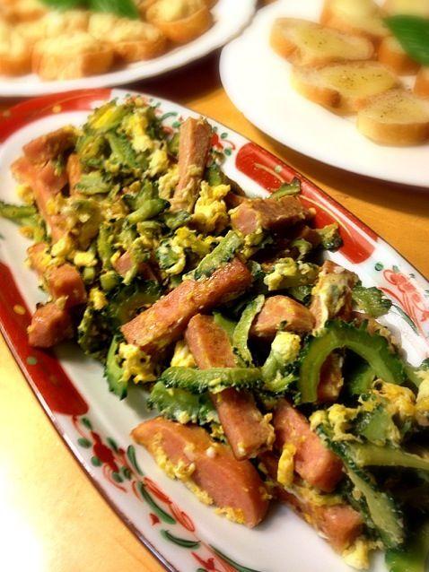今夜は豆腐なし - 47件のもぐもぐ - ゴーヤーチャンプルー by 沖縄「ピロピロ」ライフ