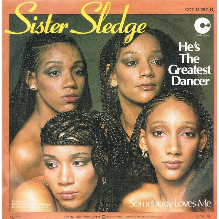 sister sledge 1970's disco album covers | close sister sledge he s the greatest dancer somebody loves me 7inch ...