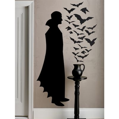martha stewart halloween decorating bing images - Vampire Halloween Decorations