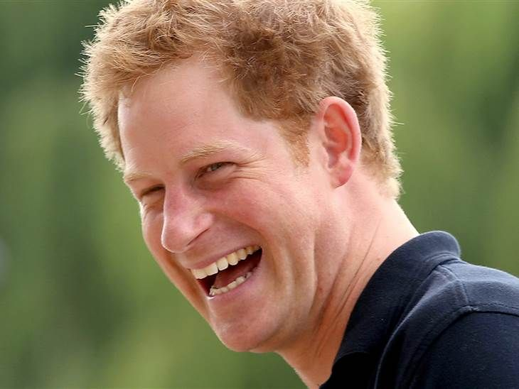 Prince Harry on turning 30: 'I'm young at heart'