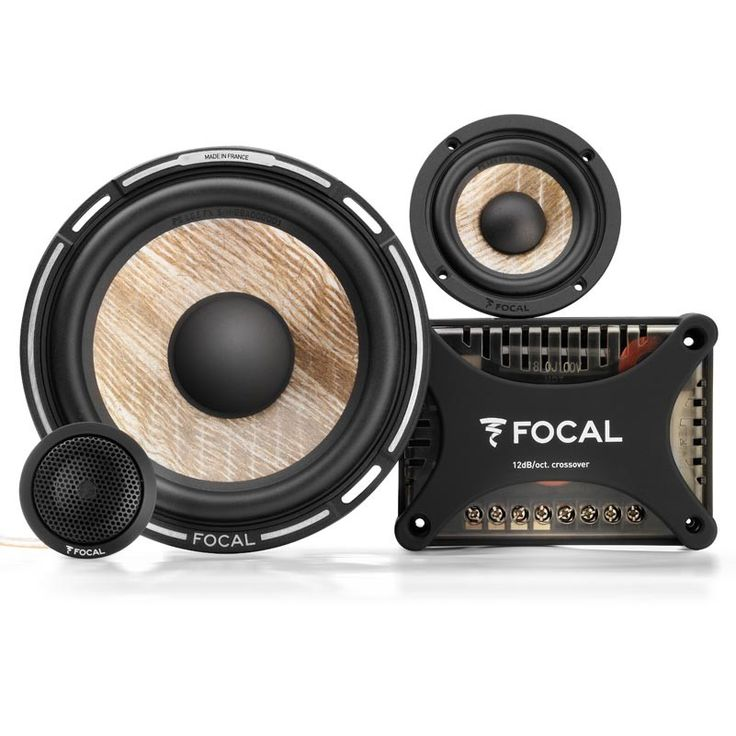The component audio PS 165 F3 kit by Focal enables to create a demonstrative installation for the most demanding car owners, in Performance range.