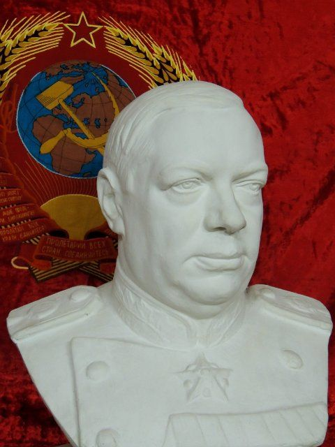 Музей маршала Советского Союза Героя Советского Союза Фёдора Ивановича Толбухина был основан в мае 1975 года на его родине, в деревне Андроники Ярославской обла