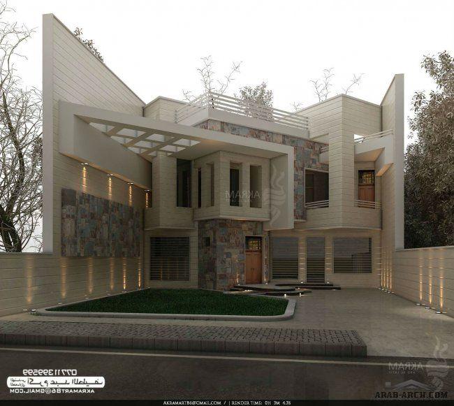 Home Design Ideas Elevation: مجموعه من التصاميم المميزة للمهندس اكرم عبد اللطيف