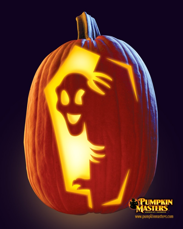 1000 images about pumpkin carving and painting on for Boo pumpkin ideas