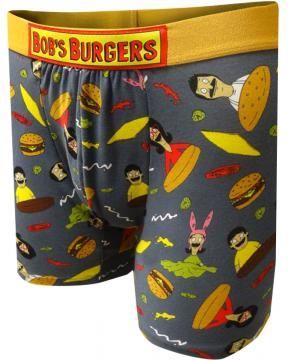 Bobs Burgers Cast Boxer Briefs
