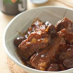 Drunken Ribs with Chestnut 栗子排骨 | Chinese and Asian ...