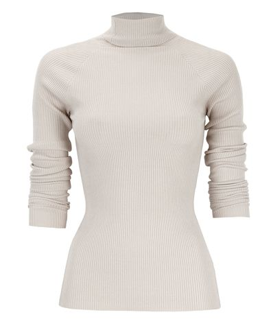 Sigrid knitted tröja 199.00 SEK, Polotröjor - Gina Tricot