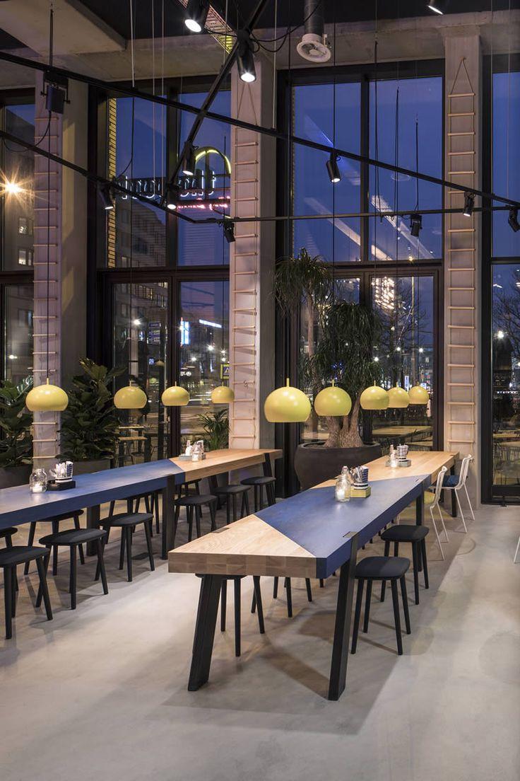 Best Restaurant Tables Ideas On Pinterest Cafe Design   Commercial Dining  Room Furniture