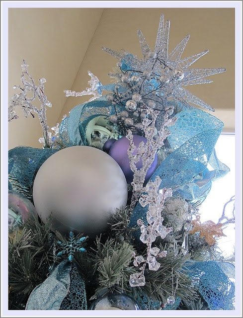 17 best images about blue christmas on pinterest for Decoration 3 chocolat