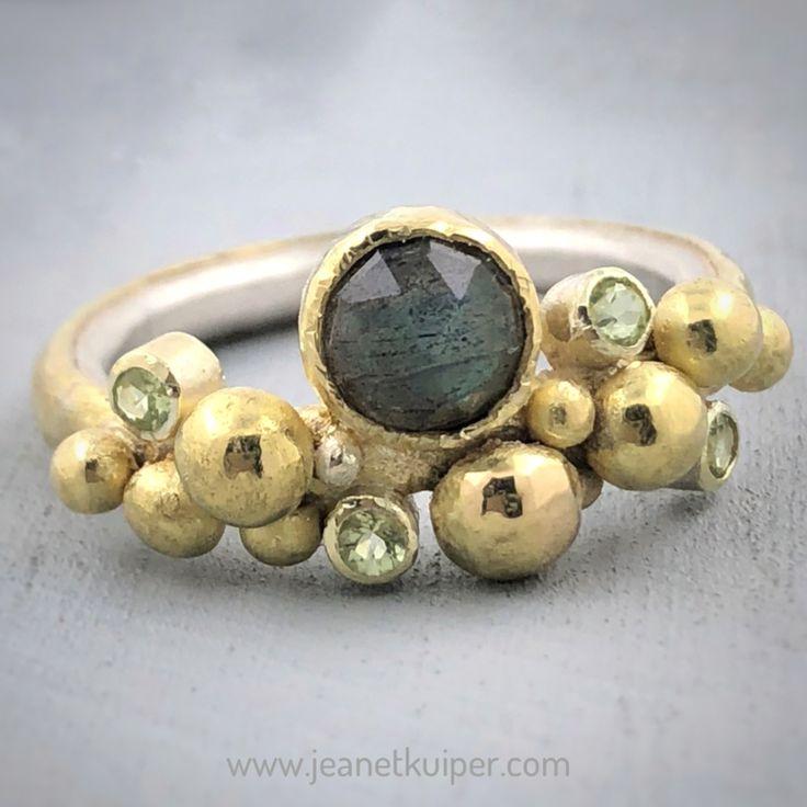5 stenen voor 50 jaar | In opdracht gemaakt | Atelier Jeanet Kuiper
