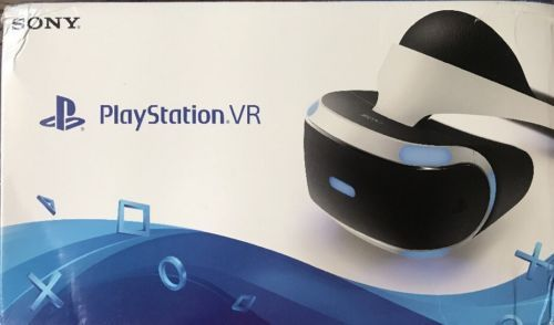 PC and Console VR Headsets: Sony Playstation Vr Headset For Ps4 - New And Sealed -> BUY IT NOW ONLY: $329.95 on eBay!