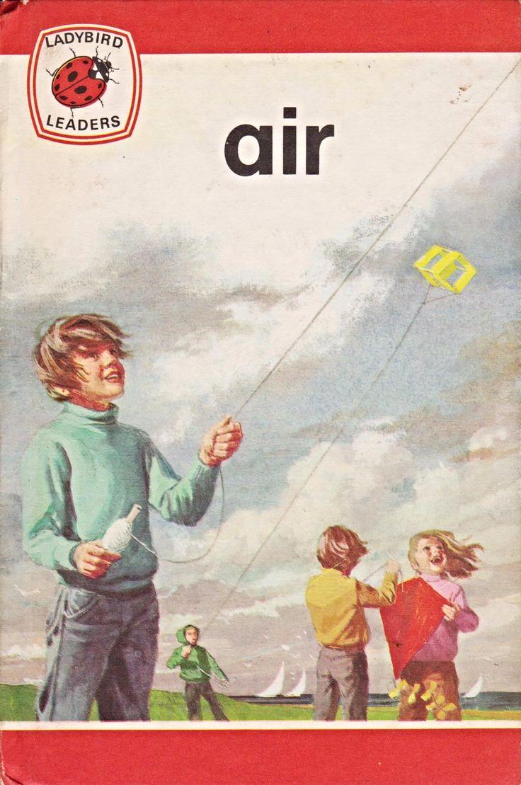 AIR a Vintage Ladybird Book Leaders Series 737 Matt First Edition Matte Hardback 1975