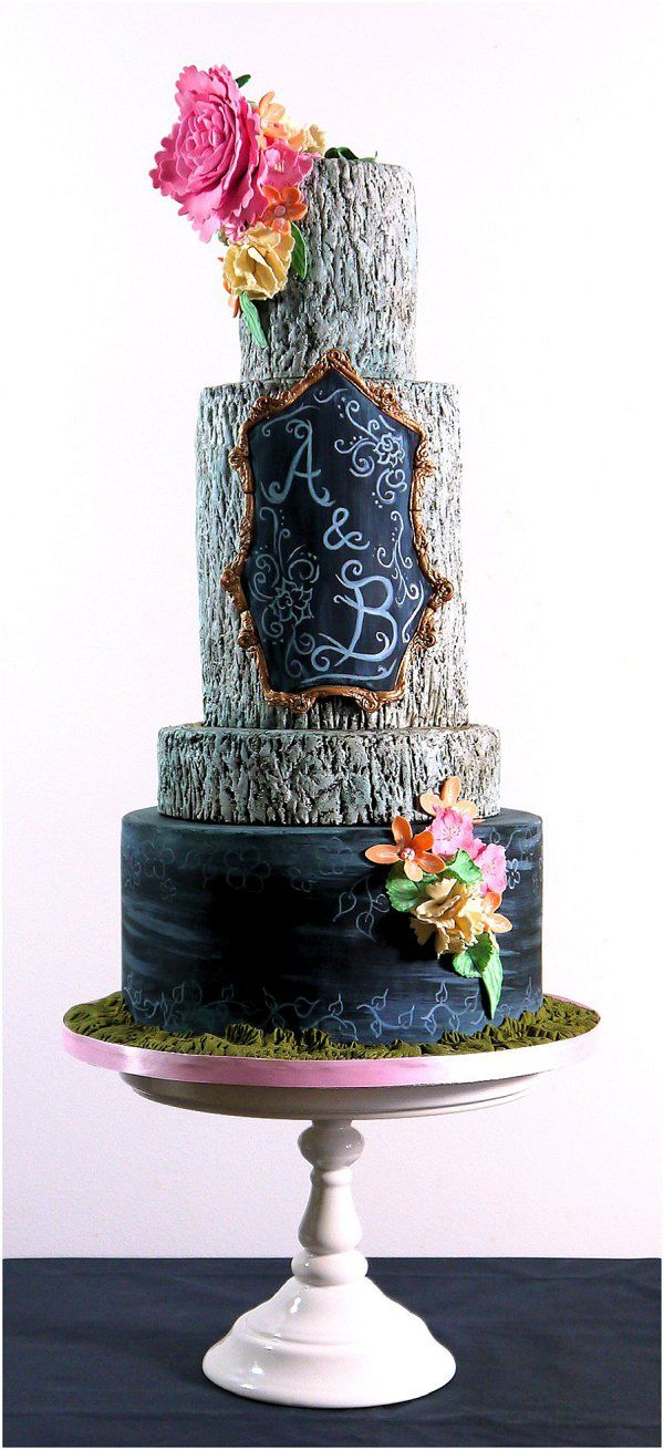 alternative wedding cake toppers uk 1000 images about chalk it up wedding on 10697