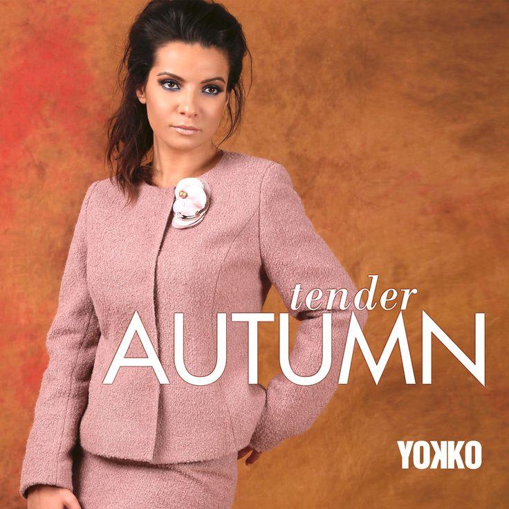 Tender autumn! #jacket #fall17 #yokko #madeinromania