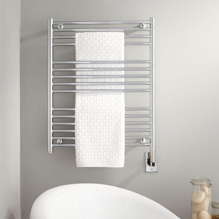 1000 Ideas About Towel Warmer On Pinterest Towel Warmer Rack Spa Master Bathroom And Blanket