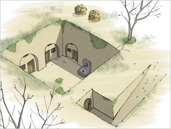 Vol.5 土の中の家、ヤオトン(中国) 世界の環境共生住宅 サステナブルな未来へ 大和ハウスグループ