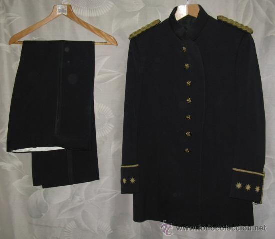 uniforme  para escolta de bandera
