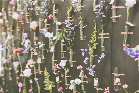 Bring the garden through to your decor.