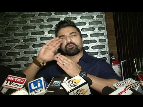 Ajaz Khan EXTREAM ANGRY & HYPER with the things happens in India.